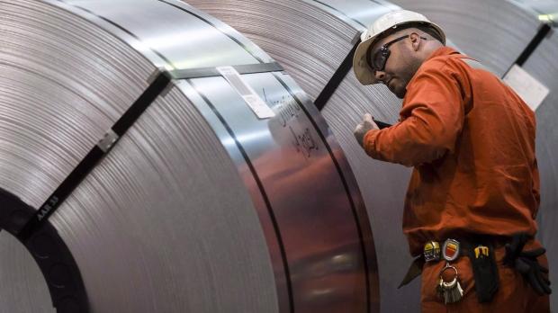 Canadian retaliatory tariffs lifted as U S  kills steel