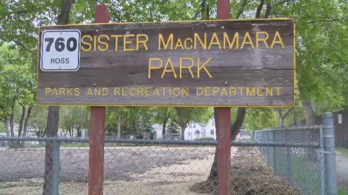 Sister MacNamara Park