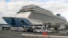 Cruise ship pumps major money into island economy