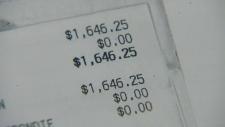 Ecuador financial scam