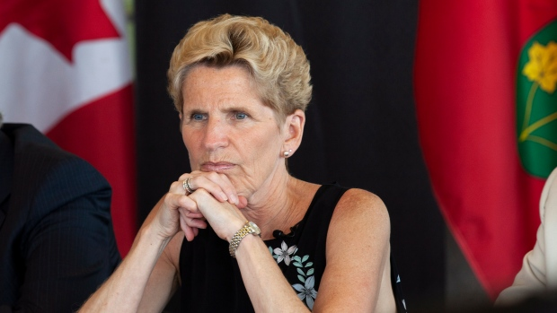LEVY: Wynne admits Liberals not in the running