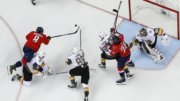 013e6230041 Capitals beat Golden Knights in Game 3 to grab 2-1 lead in Stanley ...