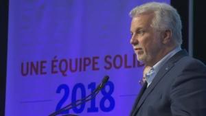 Philippe Couillard Liberal Council June 2