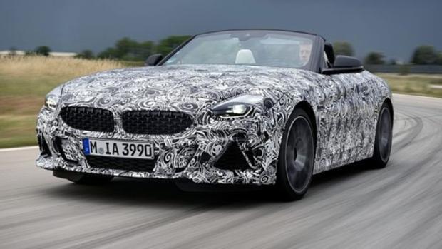 2019 BMW Z4 Prototype