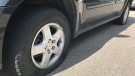 EPS said it's believed tires on 16 vehicles were slashed in the Greenview and Hillview neighbourhoods in southeast Edmonton early Monday, June 4, 2018.
