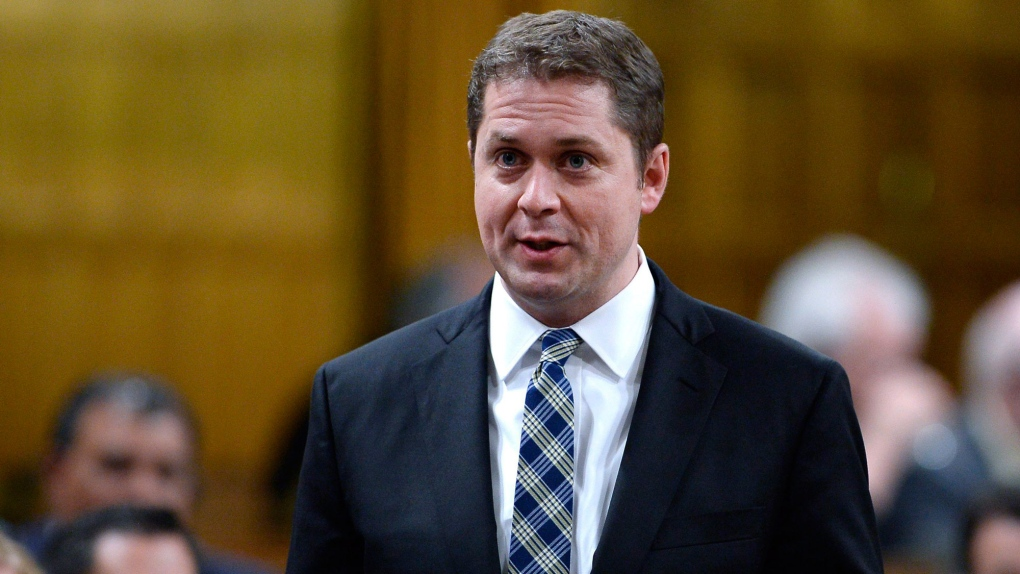Scheer backs Brexit despite chaos, says it's giving Britain back control of itself