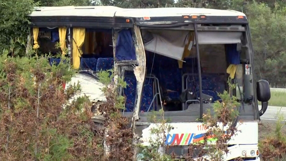 Prescott Bus Crash