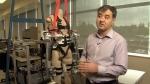 SFU professor Siamak Arzanpour explains how the Exomotion works. (CTV)