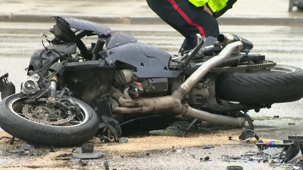 Family mourns motorcyclist killed in crash | CTV News