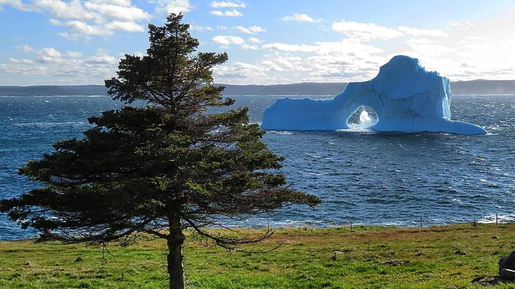 Archway Iceberg