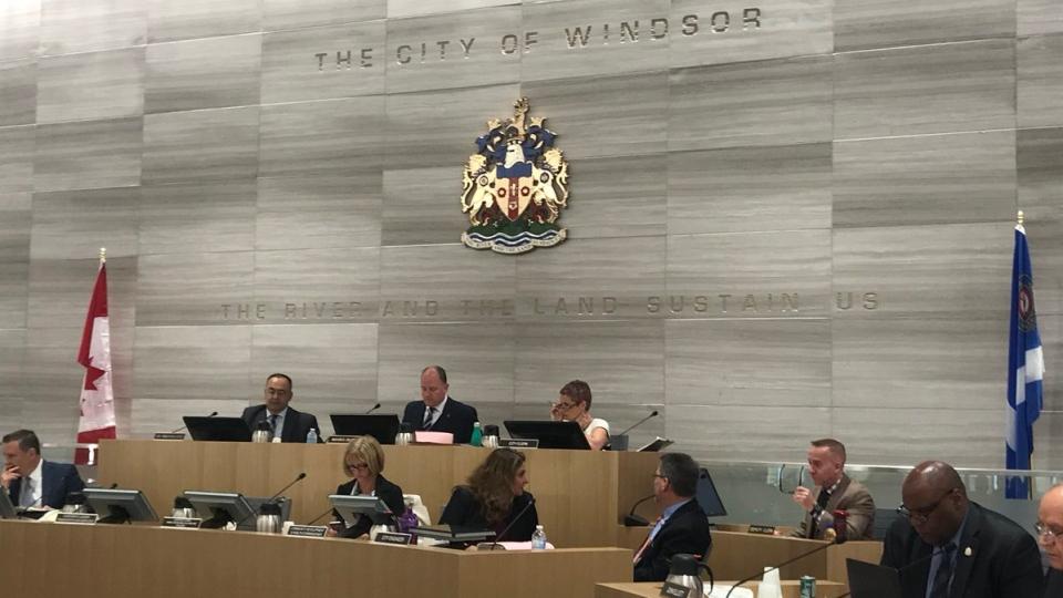 Windsor city council