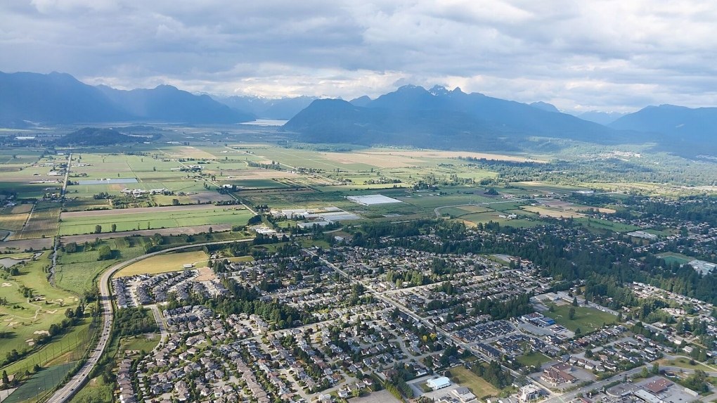 Pitt Meadows and Maple Ridge