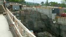 Construction under way on Bala Falls hydro project