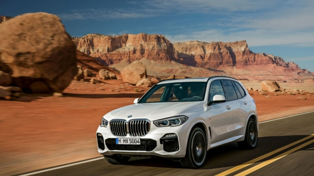 Fourth-generation 2019 BMW X5
