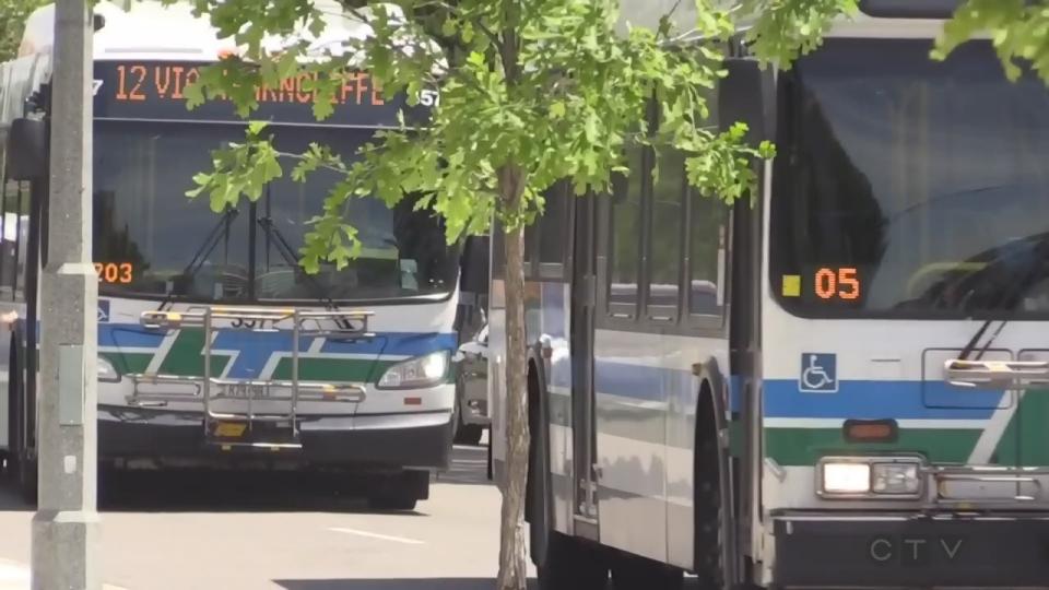 LTC buses