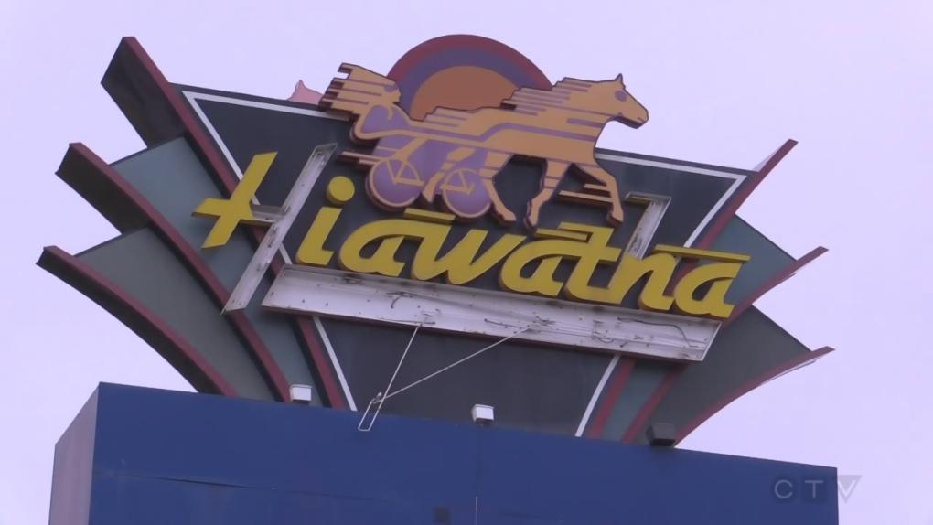 Hiawatha Horse Park