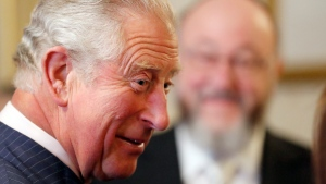The remarks by the Prince of Wales Friday came amid an investigation into the handling of allegations against former Bishop Peter Ball, who had claimed to be a confidant of the heir to the throne.