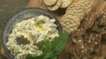 Bean Dip with Lemon & Feta