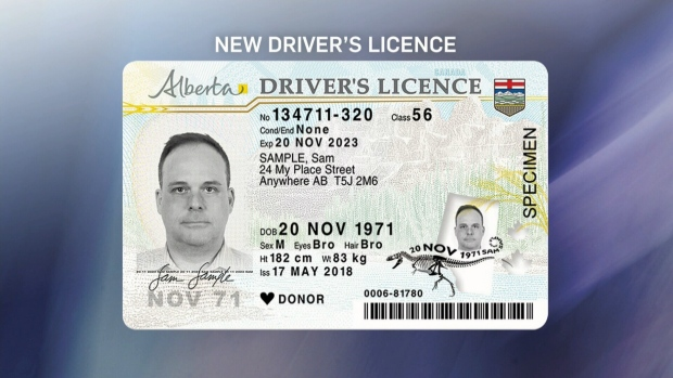 how to cancel alberta drivers license