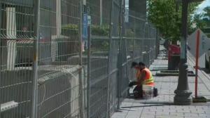 G7 security prep