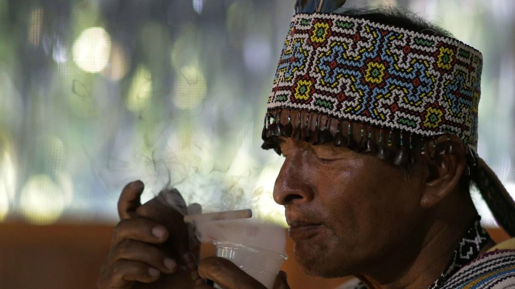 Peru healers