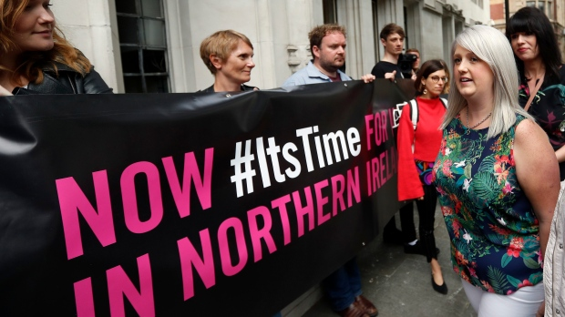 United Kingdom  top court: can not  rule on N Ireland abortion law