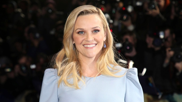 Reese Witherspoon Announces