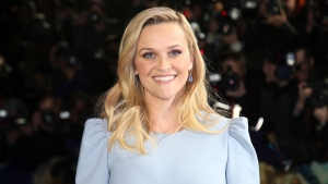 In this March 13, 2018, file photo, Actress Reese Witherspoon poses for photographers upon arrival at the premiere of the film 'A Wrinkle In Time' in London. (Photo by Joel C Ryan/Invision/AP, File)