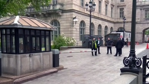 National Assembly closes for G7