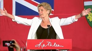 CTV News Special: Kathleen Wynne speaks