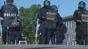 G7 police presence June 8
