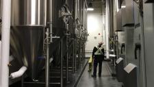 Moosehead small batch brewery