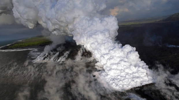 Scientists No Way To Know When Hawaii Eruption Will End