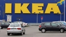 An IKEA furniture store is shown in Duisburg, Germany, April 27, 2006. (AP / Frank Augstein)