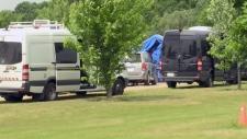 Jerseyville Road investigation