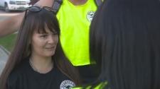 Bear Clan Volunteer Cara Lizotte