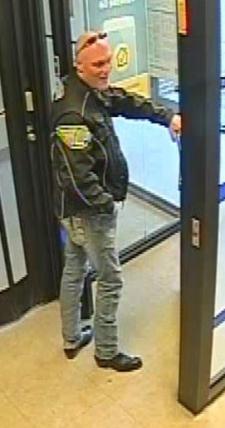 ATM scam suspect