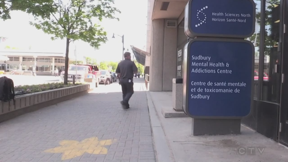 HSN Mental Health and Addictions Centre Sudbury