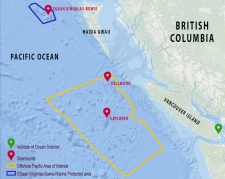 Seamount research
