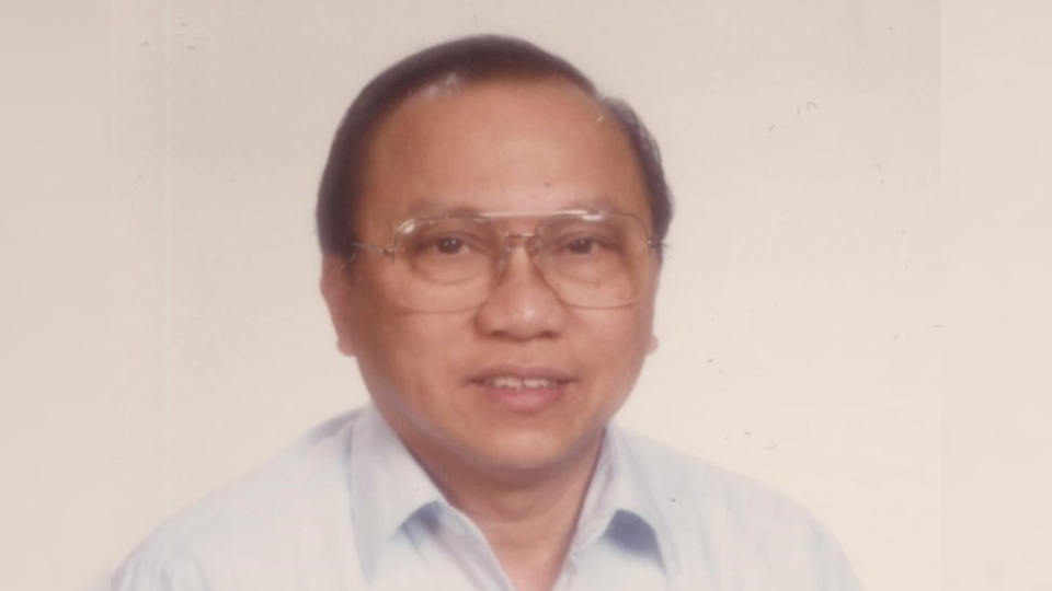 Orlando Ocampo is seen in an undated photo from an online obituary website.