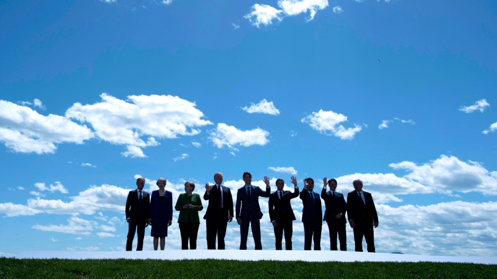 G7 leaders summit