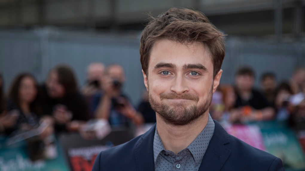 Daniel Radcliffe to return to London stage in Beckett play
