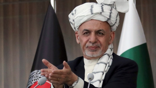 Afghan Taliban announces Eid ceasefire for first time