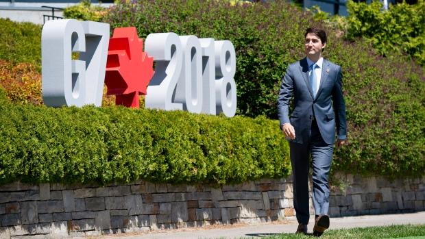 Trudeau G7