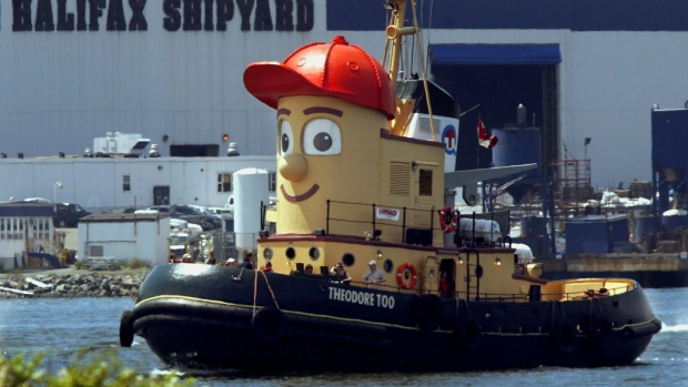 Theodore The Tug A K Binfo