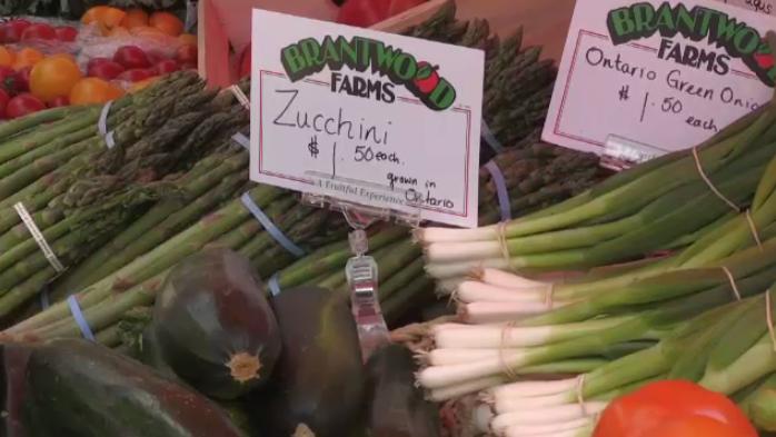 The Hespeler Village Market began its third season on June 8.