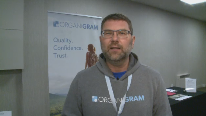 Organigram already has close to 300 employees at its rapidly expanding facility in Moncton, and Vice President of Operations Jeff Purcell says that number is poised to grow even larger.