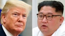 Trump, Kim