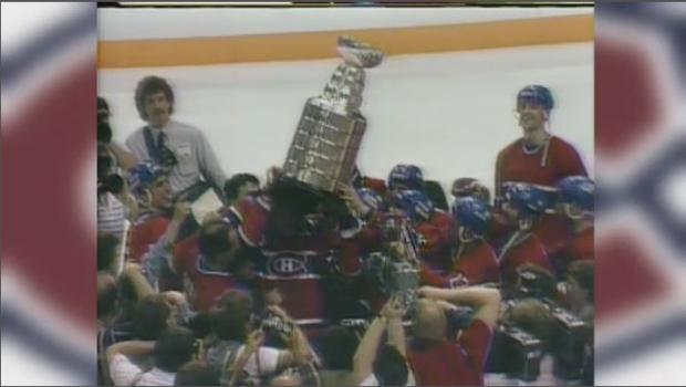Habs Stanley Cup 1993