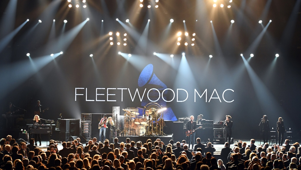 Fleetwood Mac announces new date for Edmonton show one year after concert was originally scheduled